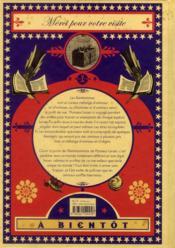 L'animhommerie de monsieur Larsen - 4ème de couverture - Format classique
