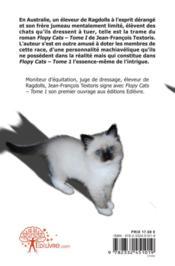 Flopy Cats I - 4ème de couverture - Format classique