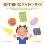 Histoires de formes - Couverture - Format classique
