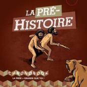 La préhistoire - Couverture - Format classique
