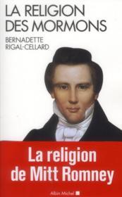 La religion des mormons - Couverture - Format classique