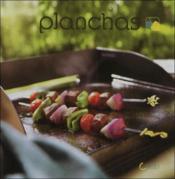 Planchas - Couverture - Format classique