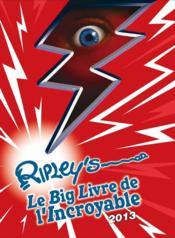 telecharger Le big livre de l'incroyable (edition 2013) livre PDF en ligne gratuit