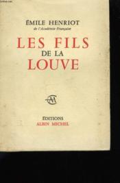 Les Fils De La Louve. - Couverture - Format classique