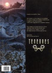 Ténèbres T.4 ; le roi Ti-Harnog - 4ème de couverture - Format classique