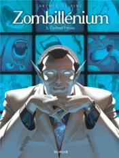 Zombillénium T.3 ; control freaks - Couverture - Format classique