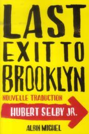 Last exit to Brooklyn - Couverture - Format classique