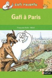 Gafi à Paris - Couverture - Format classique