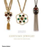 Costume Jewelry /Anglais - Couverture - Format classique
