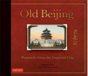 Old beijing postcards /anglais - Couverture - Format classique
