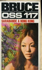 Sarabande A Hong Kong Pour Oss 117 - Couverture - Format classique