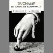 Duchamp en forme de ready-made - Couverture - Format classique