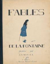 XX fables de la Fontaine - Couverture - Format classique