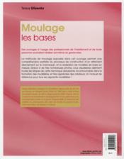 Le modélisme de mode t.3 ; moulage, les bases - 4ème de couverture - Format classique