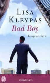 La saga des Travis t.2 ; bad boy - Couverture - Format classique