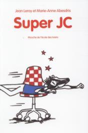 Super JC - Couverture - Format classique