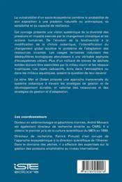 Vulnérabilité du système océanique - 4ème de couverture - Format classique