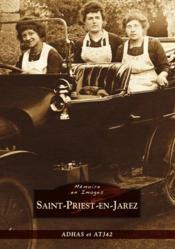 Saint-Priest-en-Jarez - Couverture - Format classique