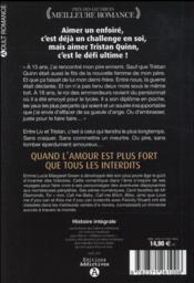 Jeux interdits - 4ème de couverture - Format classique