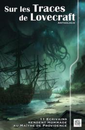 Sur les traces de Lovecraft - Couverture - Format classique