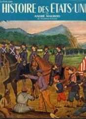 Histoire Des Etats-Unis - Couverture - Format classique
