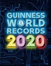 Guinness world records (édition 2020) - Couverture - Format classique