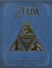 The legend of Zelda ; encyclopédia - Couverture - Format classique