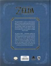 The legend of Zelda ; encyclopédia - 4ème de couverture - Format classique