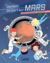Demain on part sur Mars - Couverture - Format classique