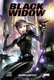 Black Widow ; sans limites - Couverture - Format classique