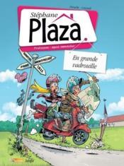 Stéphane Plazza T.3 ; en grande vadrouille - Couverture - Format classique