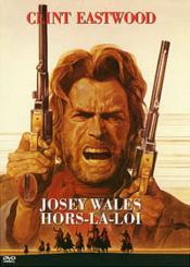 Josey Wales - Hors La Loi - Couverture - Format classique