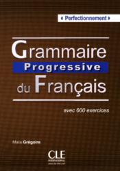 telecharger Grammaire progressive du francais niveau perfectionnement livre PDF/ePUB en ligne gratuit