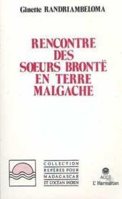 Rencontre des soeurs Brontë en terre malgache - Couverture - Format classique