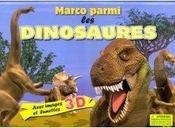 Marco parmi les dinosaures - Intérieur - Format classique
