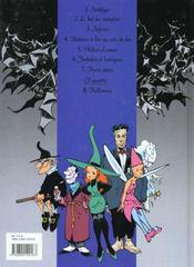 Mélusine t.7 ; hocus pocus - 4ème de couverture - Format classique