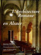 L Architecture Romane En Alsace - Intérieur - Format classique