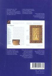 Techniques et matériaux des arts - 4ème de couverture - Format classique