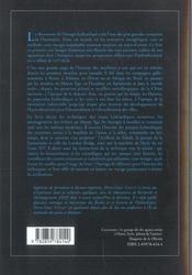 Histoire de l'energie hydraulique.moulins,pompes,roues et turbines de l'antiquit - 4ème de couverture - Format classique