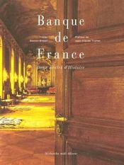 Banque de france - Intérieur - Format classique