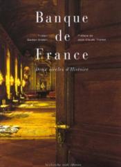 Banque de france - Couverture - Format classique