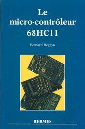 Le microcontroleur 68hc11 - Intérieur - Format classique