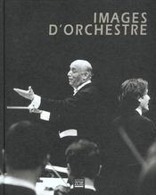 Images d'orchestre - Intérieur - Format classique
