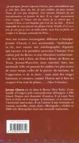 Le nez de pinocchio - 4ème de couverture - Format classique