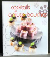 Cocktails et amuse-bouche - Couverture - Format classique