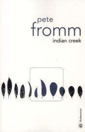 Indian creek - Couverture - Format classique