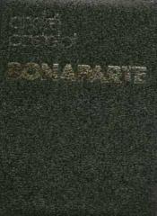 Bonaparte, volume 1 - Couverture - Format classique