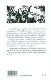 Esprits spirituels t.2 ; Benedictus - 4ème de couverture - Format classique