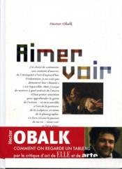 telecharger Aimer voir livre PDF en ligne gratuit