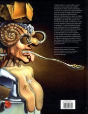 Dalí, l'invention de soi - 4ème de couverture - Format classique